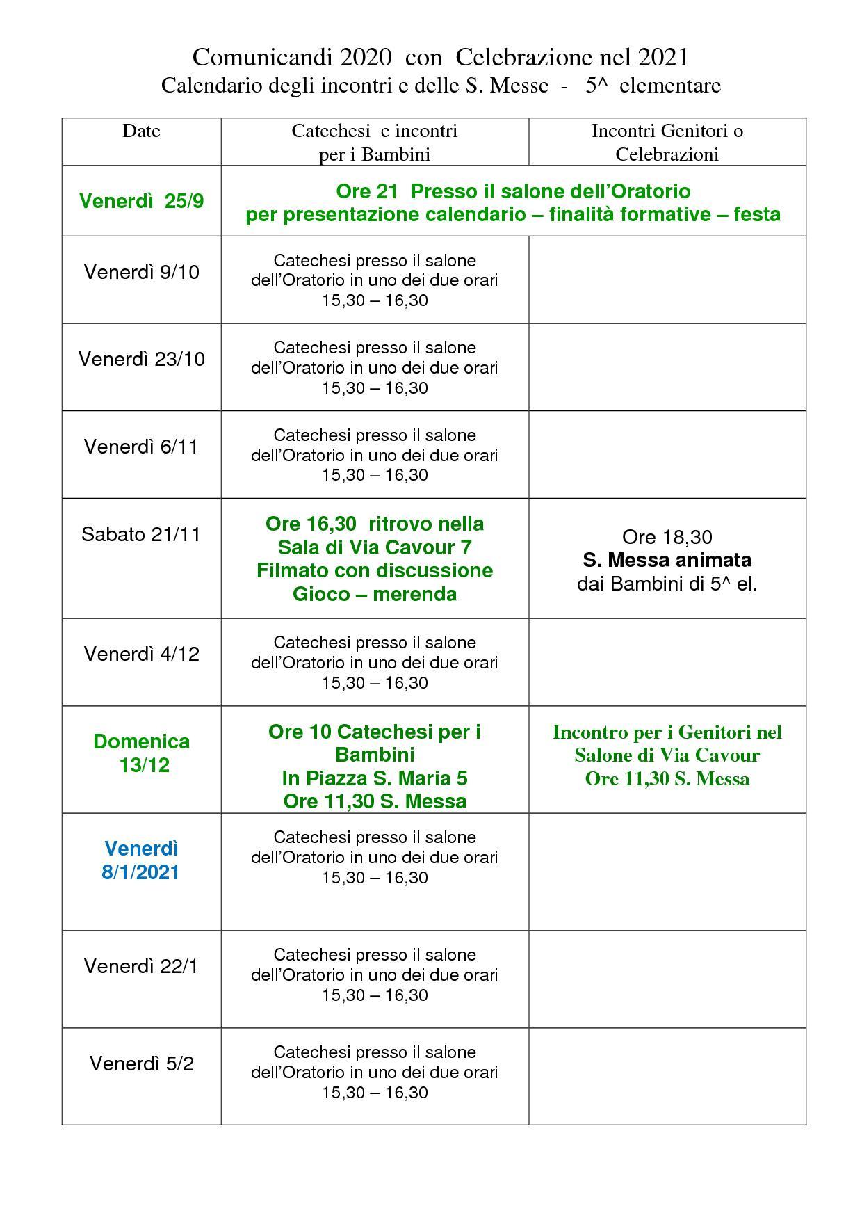 Oratorio - Catechismo Ott 20 (06)